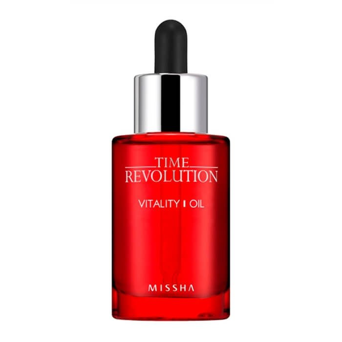 Масло для лица Missha Time Revolution Vitality Oil