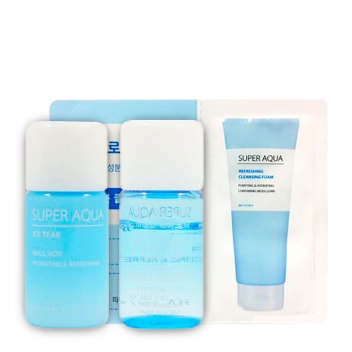 Набор миниатюр Missha Super Aqua Ice Tear