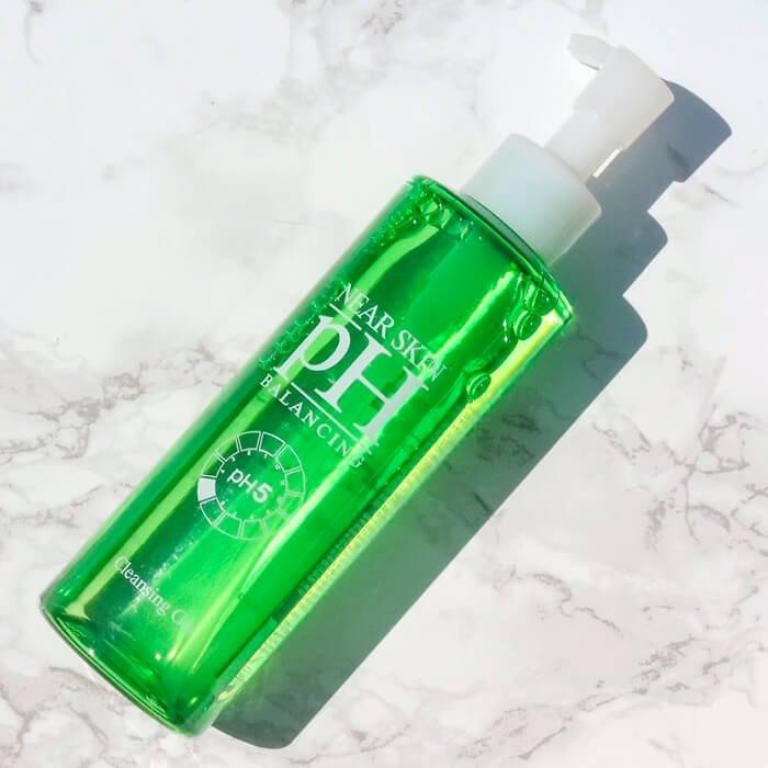 Очищающий гель Missha Near Skin pH Balancing Cleansing Gel
