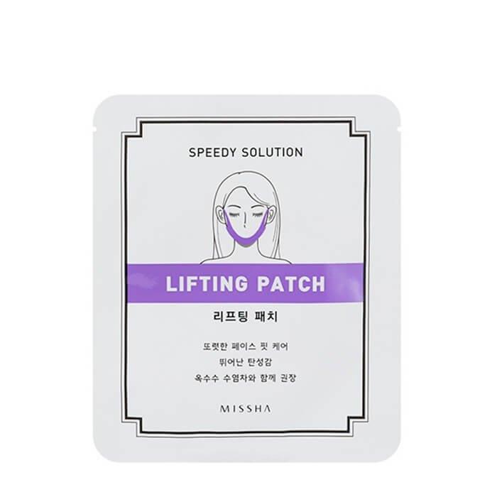 Патч для подбородка Missha Speedy Solution Lifting Patch