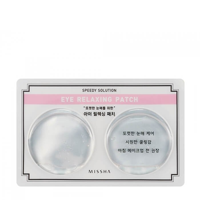 Патчи для глаз Missha Speedy Solution Eye Relaxing Patch