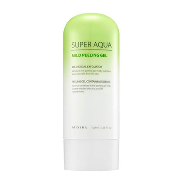 Пилинг-гель Missha Super Aqua Mild Peeling Gel