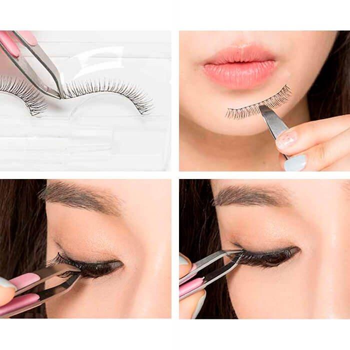 Пинцет для бровей Missha Eyebrow Tweezers