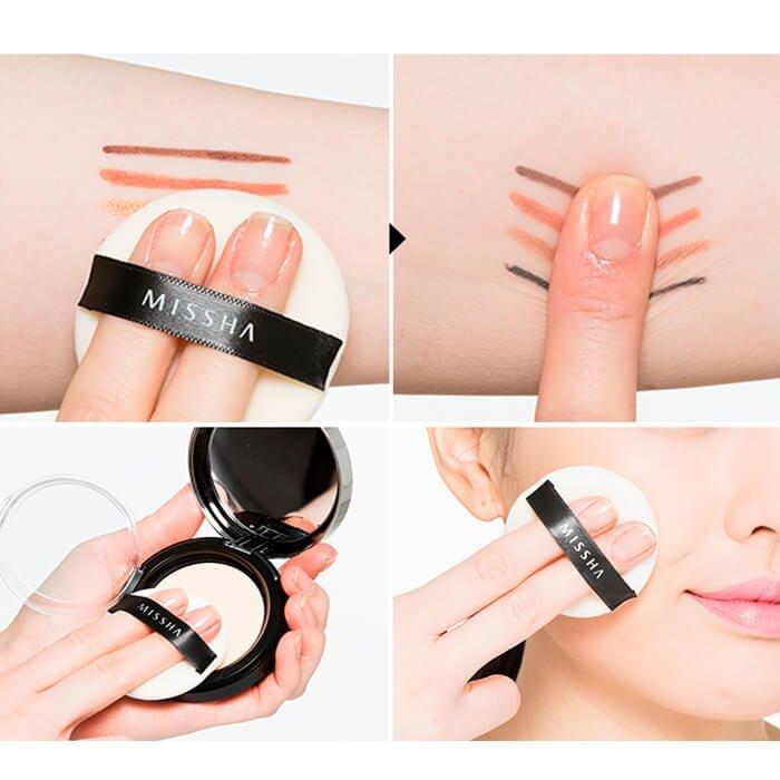 Пудра для лица Missha Pro-Touch Powder Pact