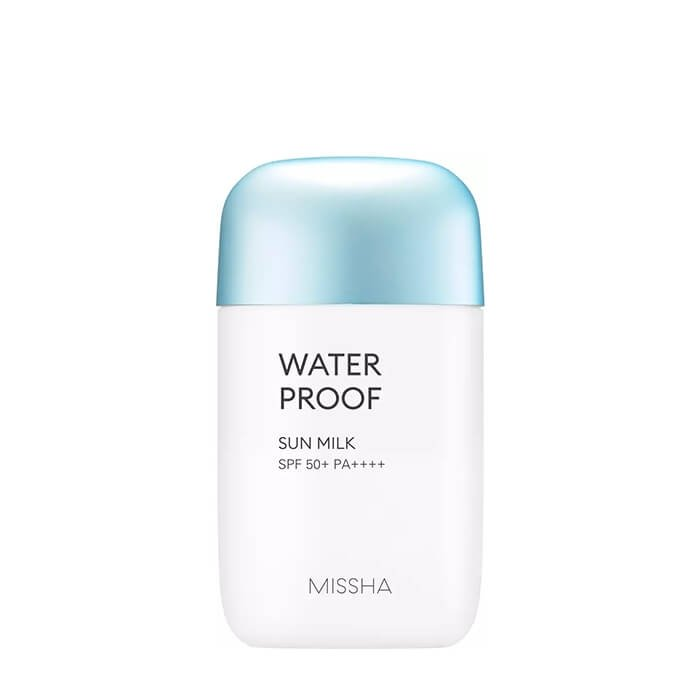 Солнцезащитное молочко Missha All-around Safe Block Waterproof Sun Milk (40 ml)