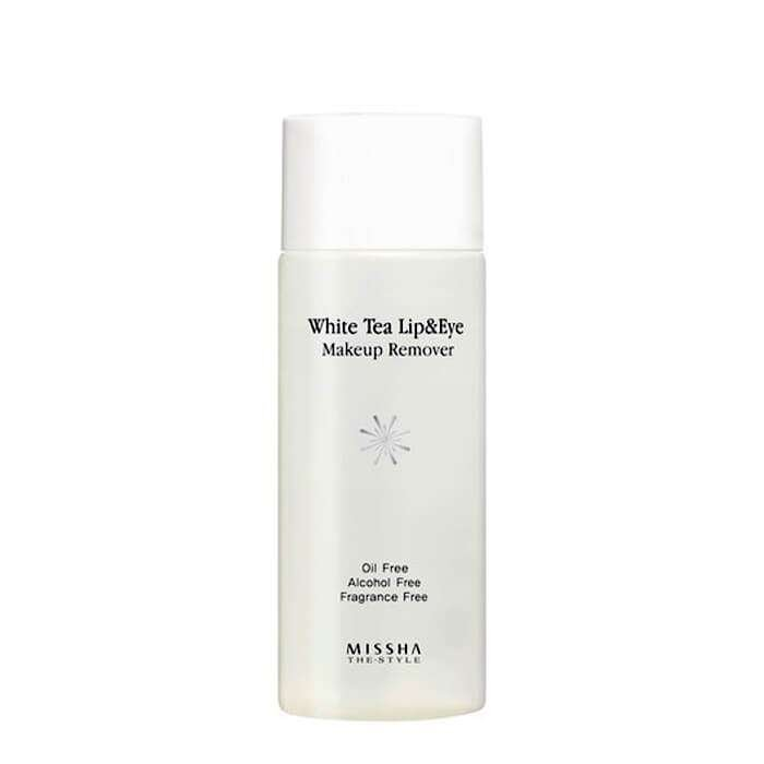 Средство для снятия макияжа Missha The Style White Tea Lip & Eye Makeup Remover