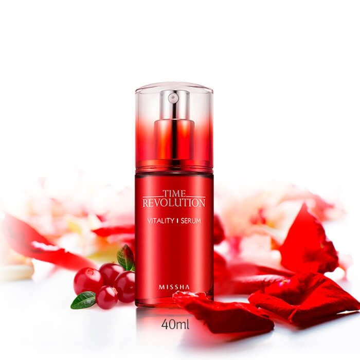 Картинки по запросу Missha Time Revolution Vitality Serum