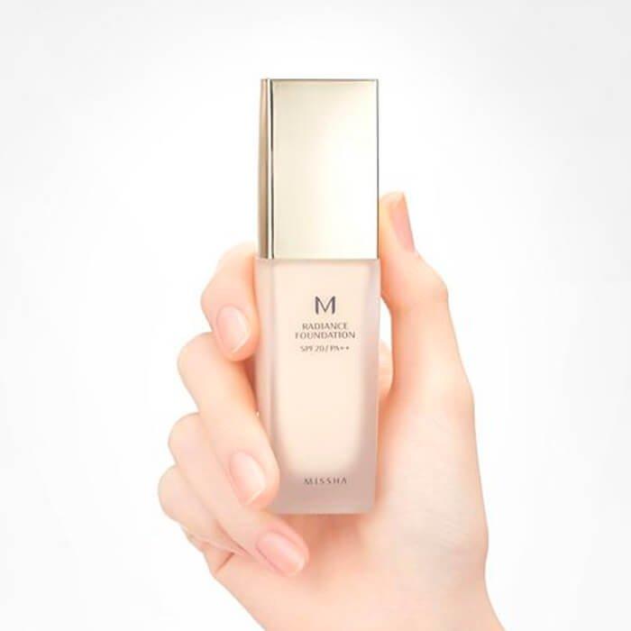 Тональный крем Missha M Signature Radiance Foundation