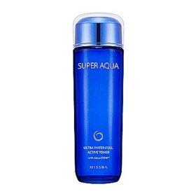 Тонер для лица Missha Super Aqua Ultra Water-Full Active Toner
