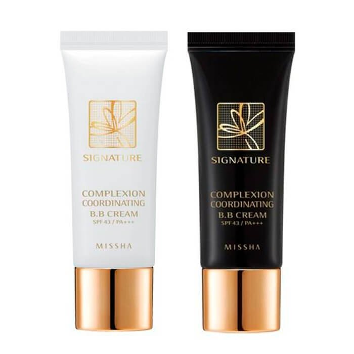 ВВ крем Missha Signature Complexion Coordinating BB Cream