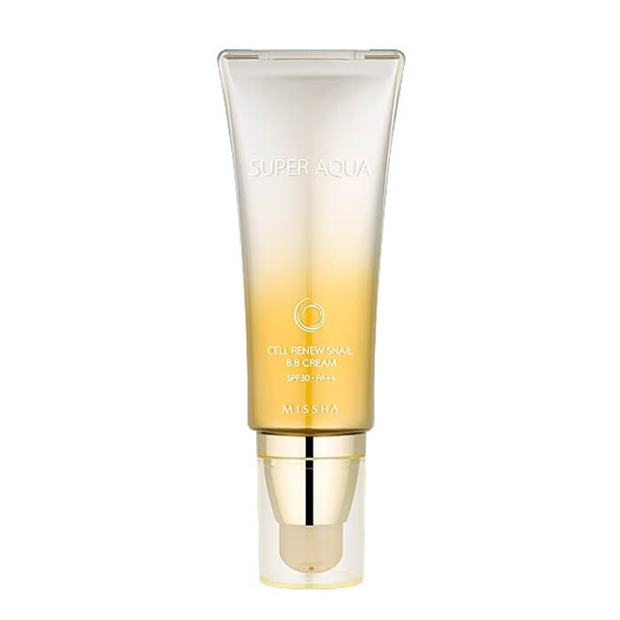 ВВ крем Missha Super Aqua Cell Renew Snail BB Cream