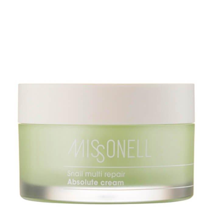 Крем для лица Missonell Snail Multi Repair Absolute Cream