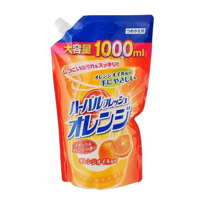 Средство для мытья посуды Mitsuei Orange (1 л)