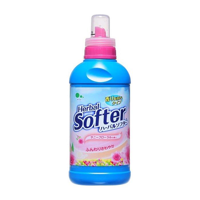 Кондиционер для белья Mitsuei Herbal Softer