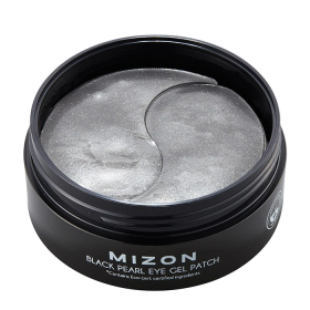 Патчи для век Mizon Black Pearl Eye Gel Patch