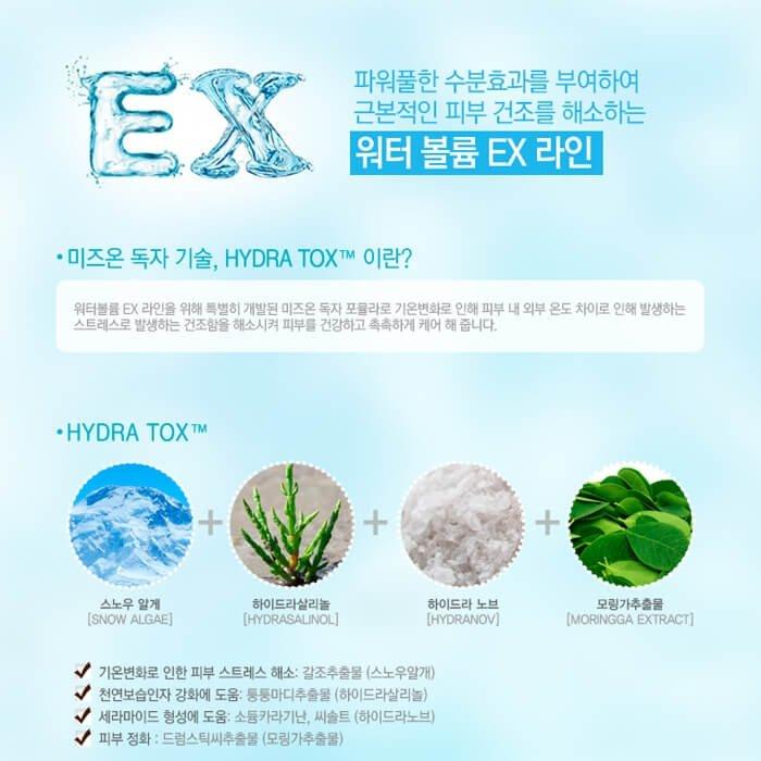 Эссенция для лица Mizon Water Volume EX First Essence