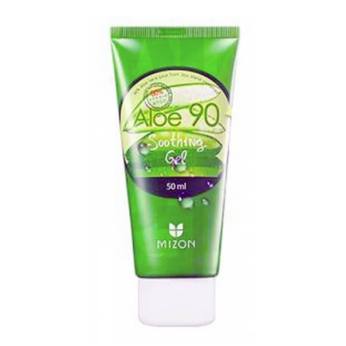 Гель с алоэ Mizon Aloe 90 Soothing Gel (tube)