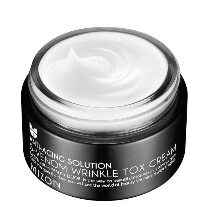 Крем для лица Mizon Aging Care Firming Solution S-Venom Wrinkle Tox Cream