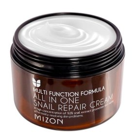 Крем для лица Mizon All in One Snail Repair Cream (Super Size)