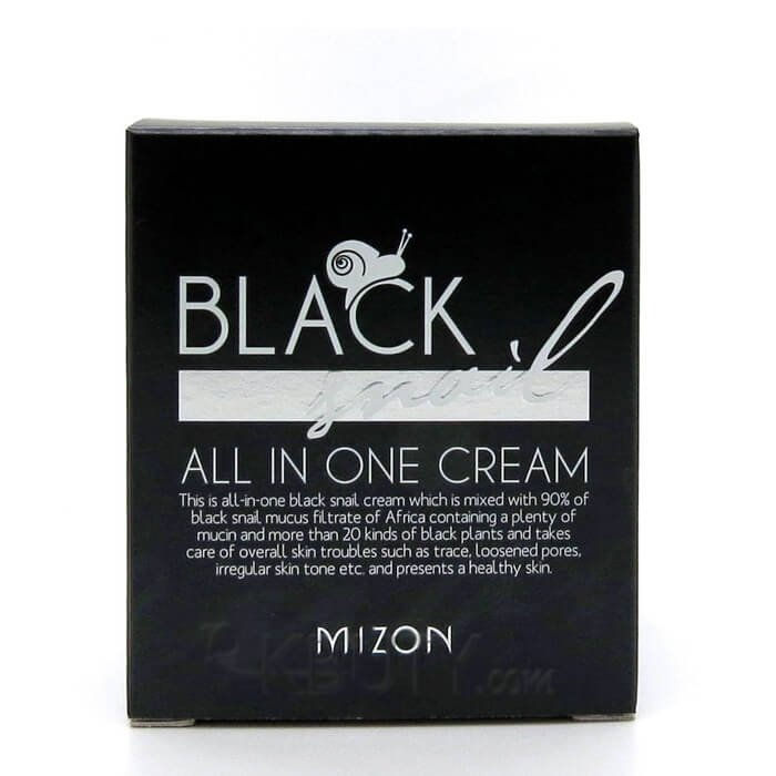 Крем для лица Mizon Black Snail All In One Cream