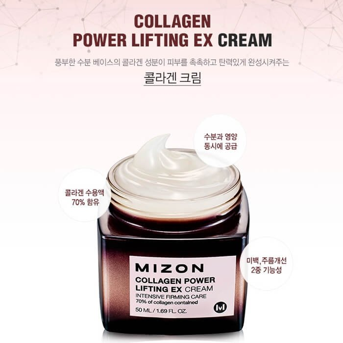 Крем для лица Mizon Collagen Power Lifting EX Cream