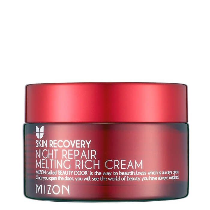 Крем для лица Mizon Night Repair Melting Rich Cream
