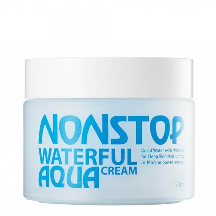 Крем для лица Mizon Non Stop Waterful Aqua Cream