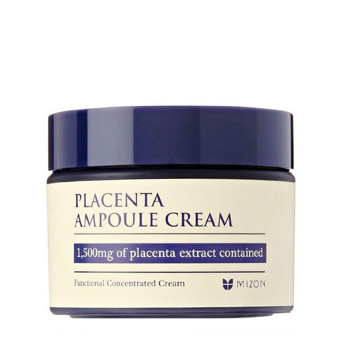 Крем для лица Mizon Placenta Ampoule Cream