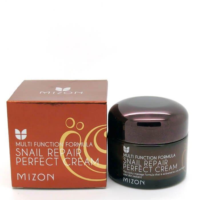 Крем для лица Mizon Snail Repair Perfect Cream
