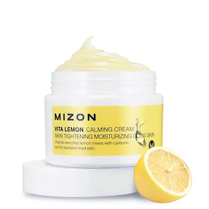 Крем для лица Mizon Vita Lemon Calming Cream