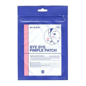 Локальные патчи Mizon Bye Bye Pimple Patch