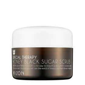 Скраб для лица Mizon Honey Black Sugar Scrub