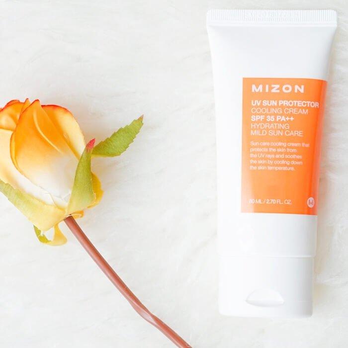 Солнцезащитный крем Mizon UV Sun Protector Cream