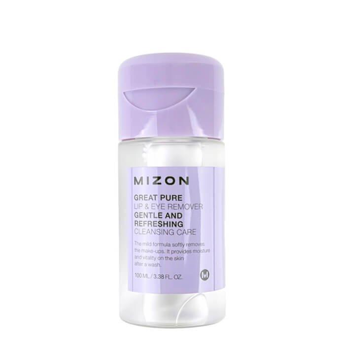 Средство для снятия макияжа Mizon Great Pure Lip & Eye Remover