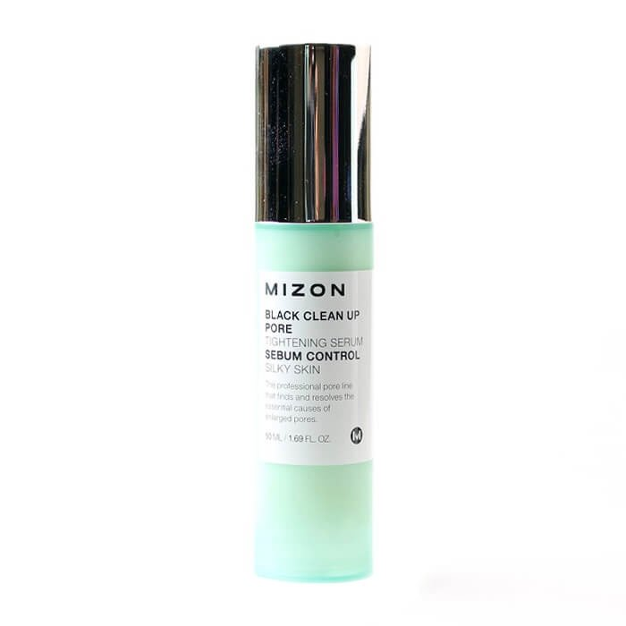 Сыворотка для лица Mizon Black Clean Up Pore Tightening Serum