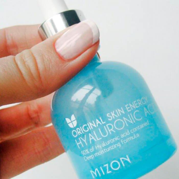 Сыворотка для лица Mizon Hyaluronic Acid 100 Ampoule