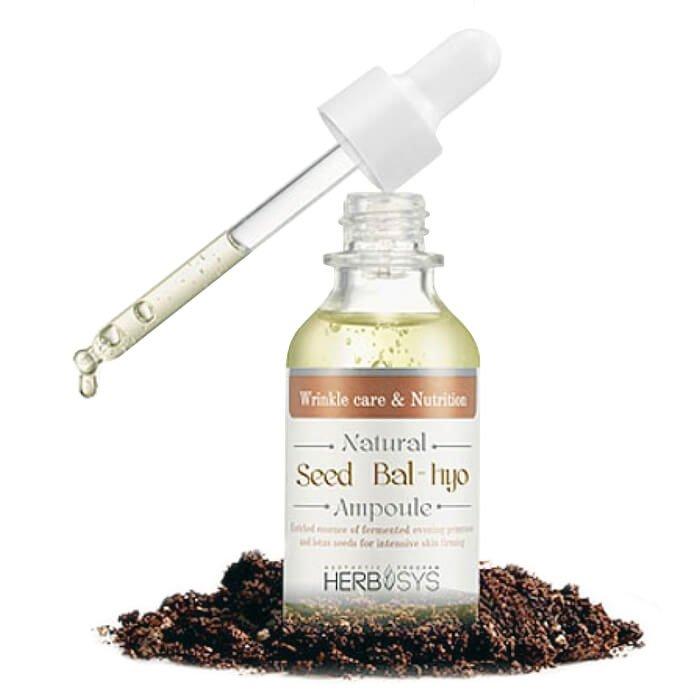 Сыворотка для лица Mizon Natural Seed Bal-Hyo Ampoule