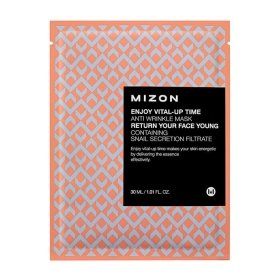 Тканевая маска Mizon Enjoy Vital-Up Time Anti Wrinkle Mask