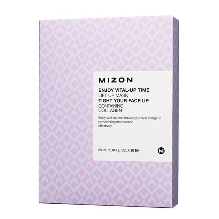 Тканевая маска Mizon Enjoy Vital-Up Time Lift Up Mask