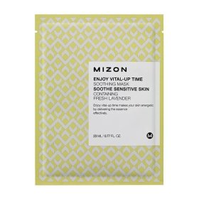 Тканевая маска Mizon Enjoy Vital-Up Time Soothing Mask