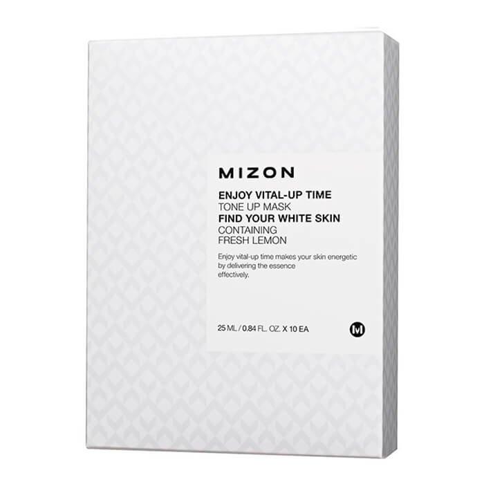 Тканевая маска Mizon Enjoy Vital-Up Time Tone Up Mask