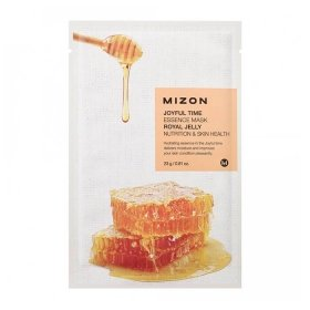 Тканевая маска Mizon Joyful Time Essence Mask - Royal Jelly