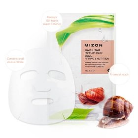 Тканевая маска Mizon Joyful Time Essence Mask - Snail