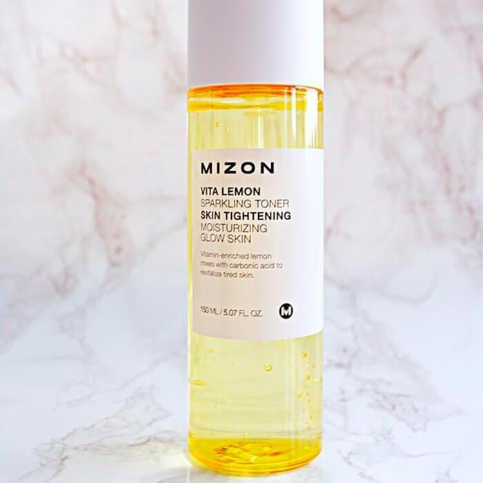Тонер для лица Mizon Vita Lemon Sparkling Toner