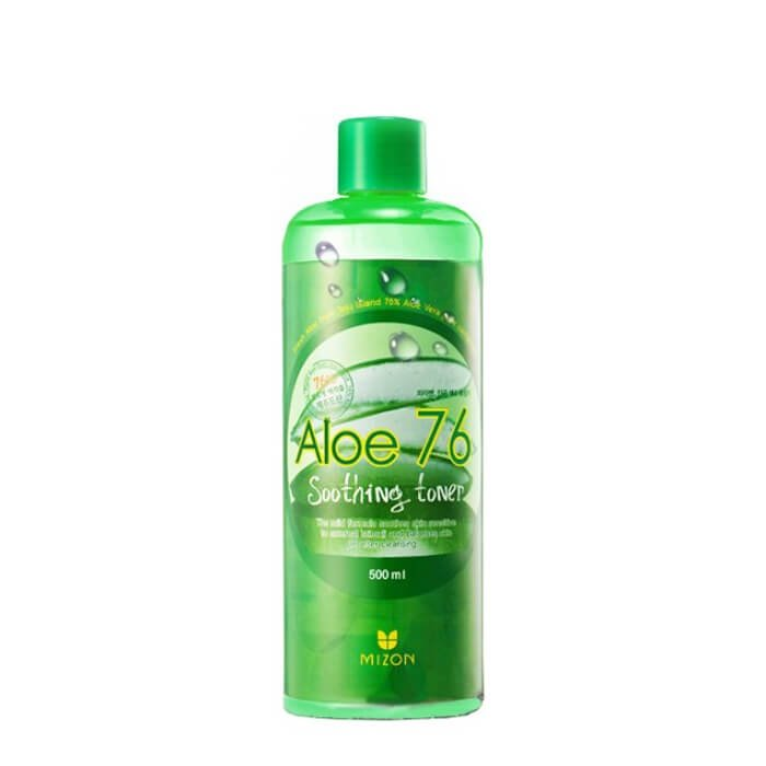 Тонер для лица Mizon Aloe 76 Soothing Toner