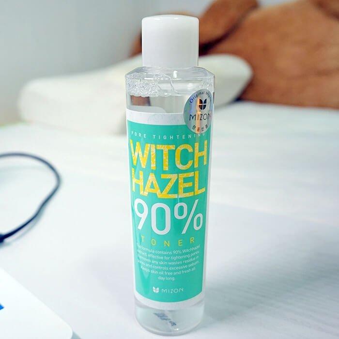 Тонер для лица Mizon Witch-Hazel 90% Toner