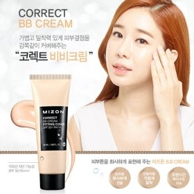 ВВ крем Mizon Correct BB Cream Fitting Cover