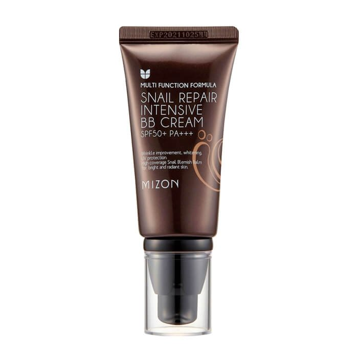 ВВ крем Mizon Snail Repair Intensive BB Cream