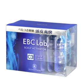 Сыворотка-активатор для кожи головы Momotani EBC Lab Scalp Clear Scalp Activator (2 мл х 14 шт.)