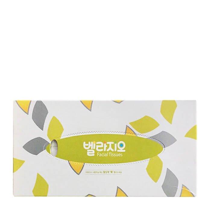 Салфетки для лица Monalisa Bellagio Facial Tissue 180 шт